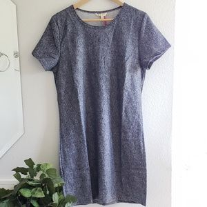 🎉HP🎉NWT All for Colors•boutique demi shift dress